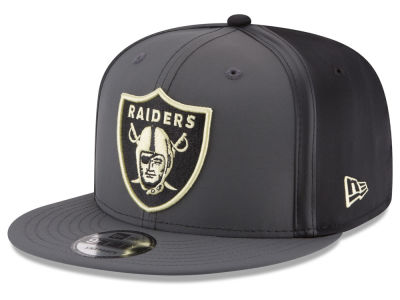 Oakland Raiders New Era NFL Tactical Camo Band 9FIFTY Snapback Cap