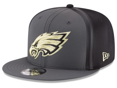 Philadelphia Eagles New Era NFL Tactical Camo Band 9FIFTY Snapback Cap