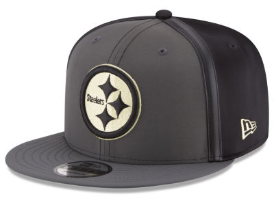 Pittsburgh Steelers New Era NFL Tactical Camo Band 9FIFTY Snapback Cap
