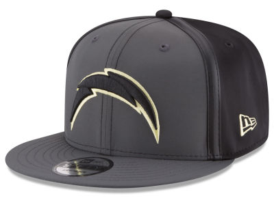 San Diego Chargers New Era NFL Tactical Camo Band 9FIFTY Snapback Cap