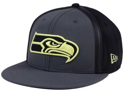 Seattle Seahawks New Era NFL Tactical Camo Band 9FIFTY Snapback Cap