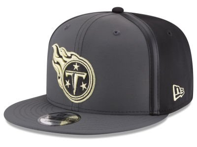Tennessee Titans New Era NFL Tactical Camo Band 9FIFTY Snapback Cap