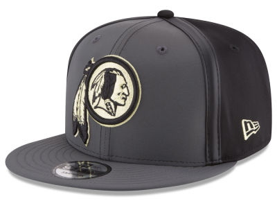 Washington Redskins New Era NFL Tactical Camo Band 9FIFTY Snapback Cap