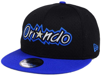 Orlando Magic New Era NBA Hardwood Classics Tackle Trilled 9FIFTY Snapback Cap