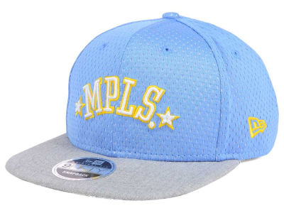 Los Angeles Lakers New Era NBA HWC Heather Mesh Hook 9FIFTY Cap