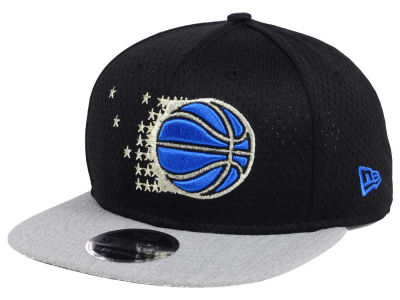 Orlando Magic New Era NBA HWC Heather Mesh Hook 9FIFTY Cap