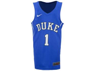 Duke Blue Devils Nike NCAA Youth Replica Basketball Jersey
