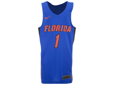 Florida Gators #1 NCAA Youth Replica Basketball Jersey