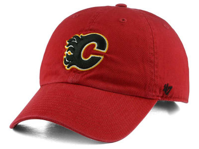 Calgary Flames '47 NHL '47 CLEAN UP Cap