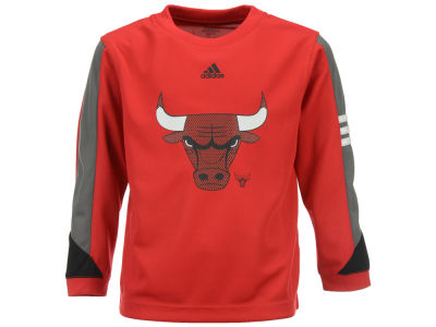 Chicago Bulls Outerstuff NBA Kids Possession Long Sleeve T-Shirt