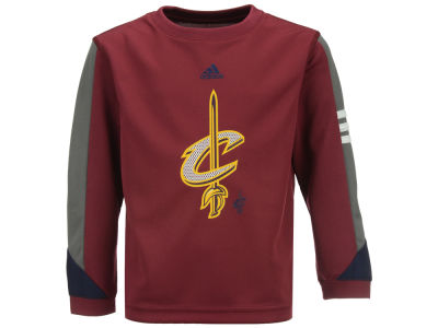 Cleveland Cavaliers NBA Kids Possession Long Sleeve T-Shirt