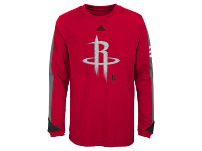 Houston Rockets Outerstuff NBA Kids Possession Long Sleeve T-Shirt