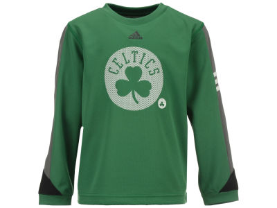 Boston Celtics NBA Kids Possession Long Sleeve T-Shirt