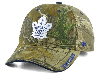 Toronto Maple Leafs '47 NHL Real Tree Frost Cap