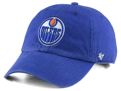 Edmonton Oilers '47 NHL '47 CLEAN UP Cap