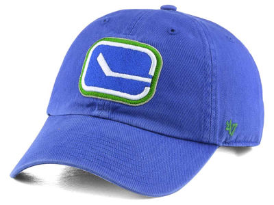 Vancouver Canucks '47 NHL '47 CLEAN UP Cap