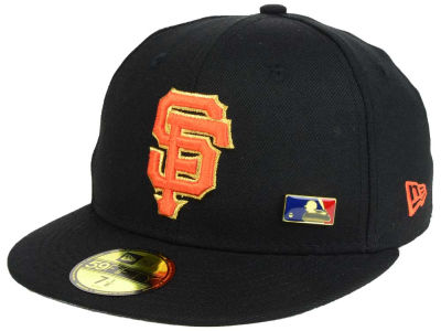 San Francisco Giants New Era MLB Metal Man 59FIFTY Cap