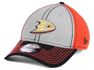 Anaheim Ducks New Era NHL Heathered Neo 39THIRTY Cap
