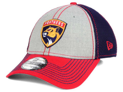 Florida Panthers New Era NHL Heathered Neo 39THIRTY Cap