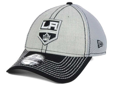 Los Angeles Kings New Era NHL Heathered Neo 39THIRTY Cap