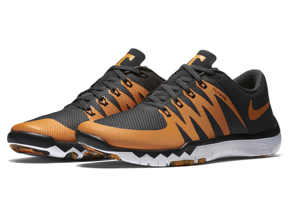 75bc684113e4 ... germany tennessee volunteers nike ncaa mens free trainer 5.0 v6 running  shoes 181f9 3165e