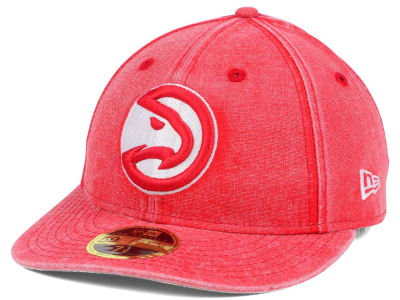 Atlanta Hawks New Era NBA LP Faded 59FIFTY Cap