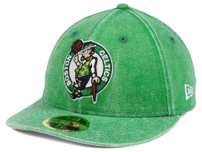 Boston Celtics New Era NBA LP Faded 59FIFTY Cap