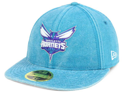Charlotte Hornets New Era NBA LP Faded 59FIFTY Cap