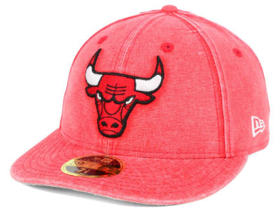 Chicago Bulls New Era NBA LP Faded 59FIFTY Cap