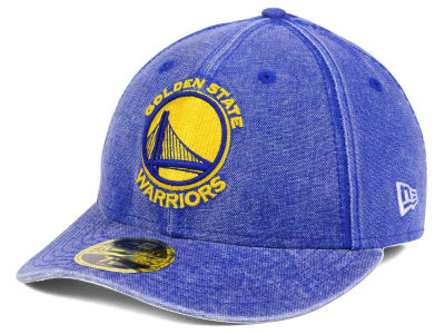 Golden State Warriors New Era NBA LP Faded 59FIFTY Cap