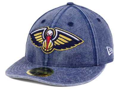 New Orleans Pelicans New Era NBA LP Faded 59FIFTY Cap