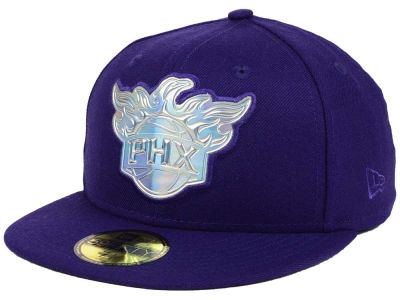 Phoenix Suns New Era NBA Iridescent 59FIFTY Cap