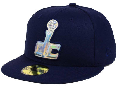 Washington Wizards New Era NBA Iridescent 59FIFTY Cap