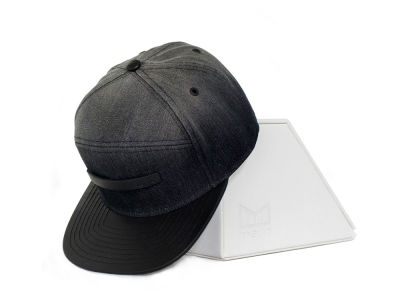 The Black Hole Bar Strapback Hat