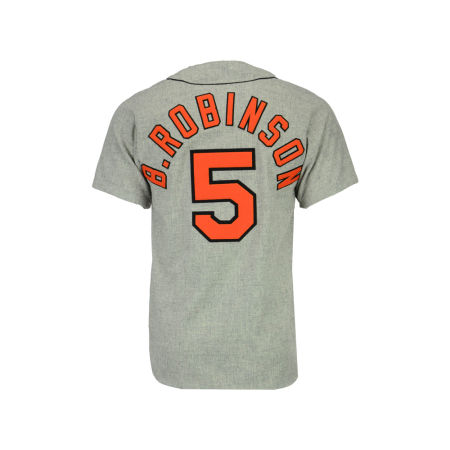 Baltimore Orioles Brooks Robinson Mitchell & Ness MLB Men's Authentic Jersey