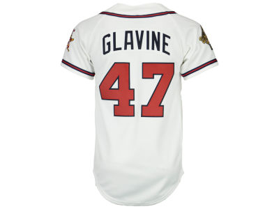 Atlanta Braves Tom Glavine Mitchell & Ness MLB Men's Authentic Jersey