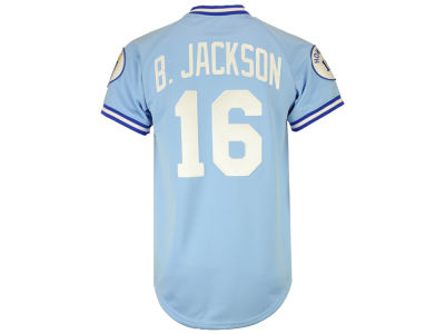 b31d8833d21 ... promo code kansas city royals bo jackson mitchell ness mlb mens  authentic jersey e715a 150c0