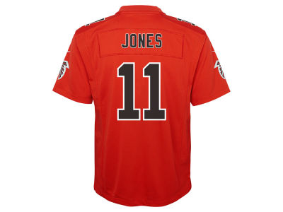 Atlanta Falcons Julio Jones NFL Youth Color Rush Jersey