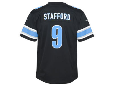 Detroit Lions Matt Stafford NFL Youth Color Rush Jersey