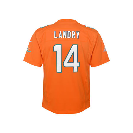 Miami Dolphins Jarvis Landry NFL Youth Color Rush Jersey