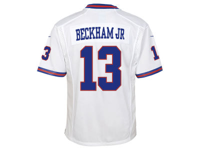 New York Giants Odell Beckham Jr. Nike NFL Youth Color Rush Jersey