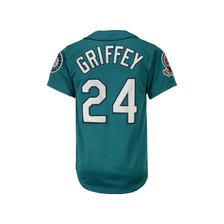 Seattle Mariners Ken Griffey Jr. Mitchell & Ness MLB Men's Authentic Jersey