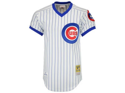Chicago Cubs Ryne Sandberg Mitchell & Ness MLB Men's Authentic Jersey