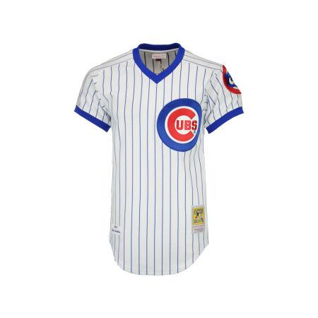 Chicago Cubs Ryne Sandberg Mitchell & Ness MLB Men's Authentic Jersey