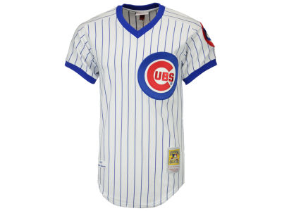 Chicago Cubs Andre Dawson Mitchell & Ness MLB Men's Authentic Jersey