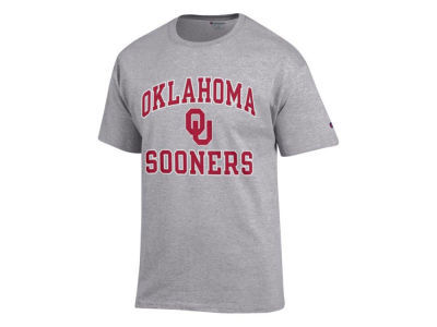 Oklahoma Sooners 2 for $28 Champion NCAA Men's Sooners Logo T-Shirt