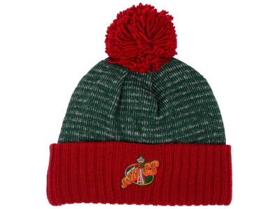 Seattle SuperSonics Mitchell and Ness NBA Basic Heater Knit