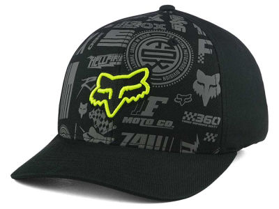 Fox Racing No Loss Reflective Flex Hat