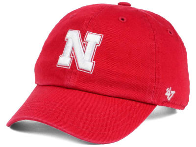 Nebraska Cornhuskers Child '47 NCAA Kids Clean Up