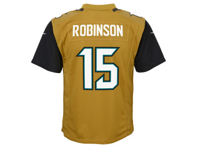 Jacksonville Jaguars Allen Robinson Nike NFL Youth Color Rush Jersey